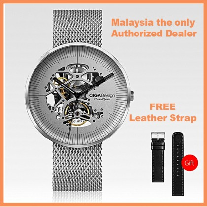 CIGA Design MY series 316L Stainless Steel Band watches-2 colors