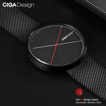 CIGA Design X Series II – Deep Black